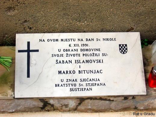 In memoriam,Sustjepan