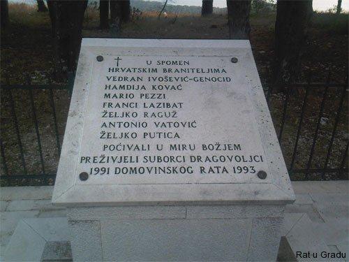 In memoriam,Srđ-Bosanka