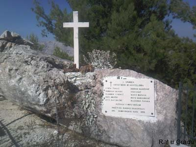 In memoriam,Srđ-Strinčjera